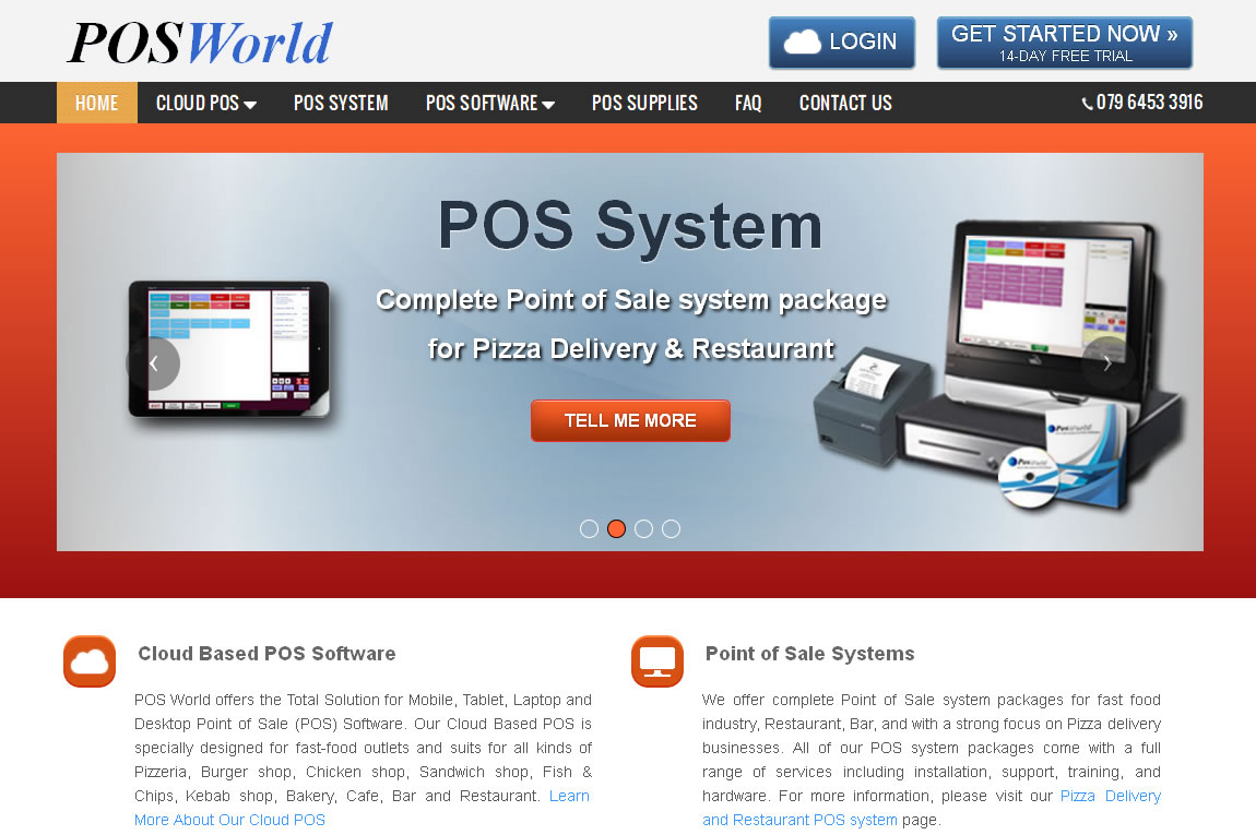 POS World -